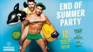 BLOC: End of Summer Party @ Gaskessel | Bern | Bern | Schweiz