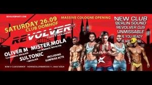 Revolver Party @ Domhof Köln | Köln | Nordrhein-Westfalen | Deutschland