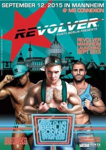 Revolver Party @ Gaywerk - The Circuit Legend | Münster | Nordrhein-Westfalen | Deutschland