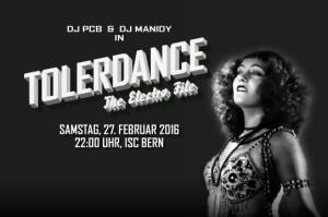 Tolerdance: Elektro File @ ISC | Bern | Bern | Schweiz