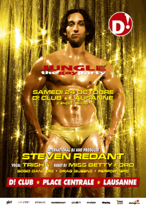 Jungle Golden Edition @ D! Club | Lausanne | Vaud | Schweiz