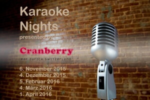Cranberry Karaoke Night @ Cranberry Bar | Zürich | Zürich | Schweiz