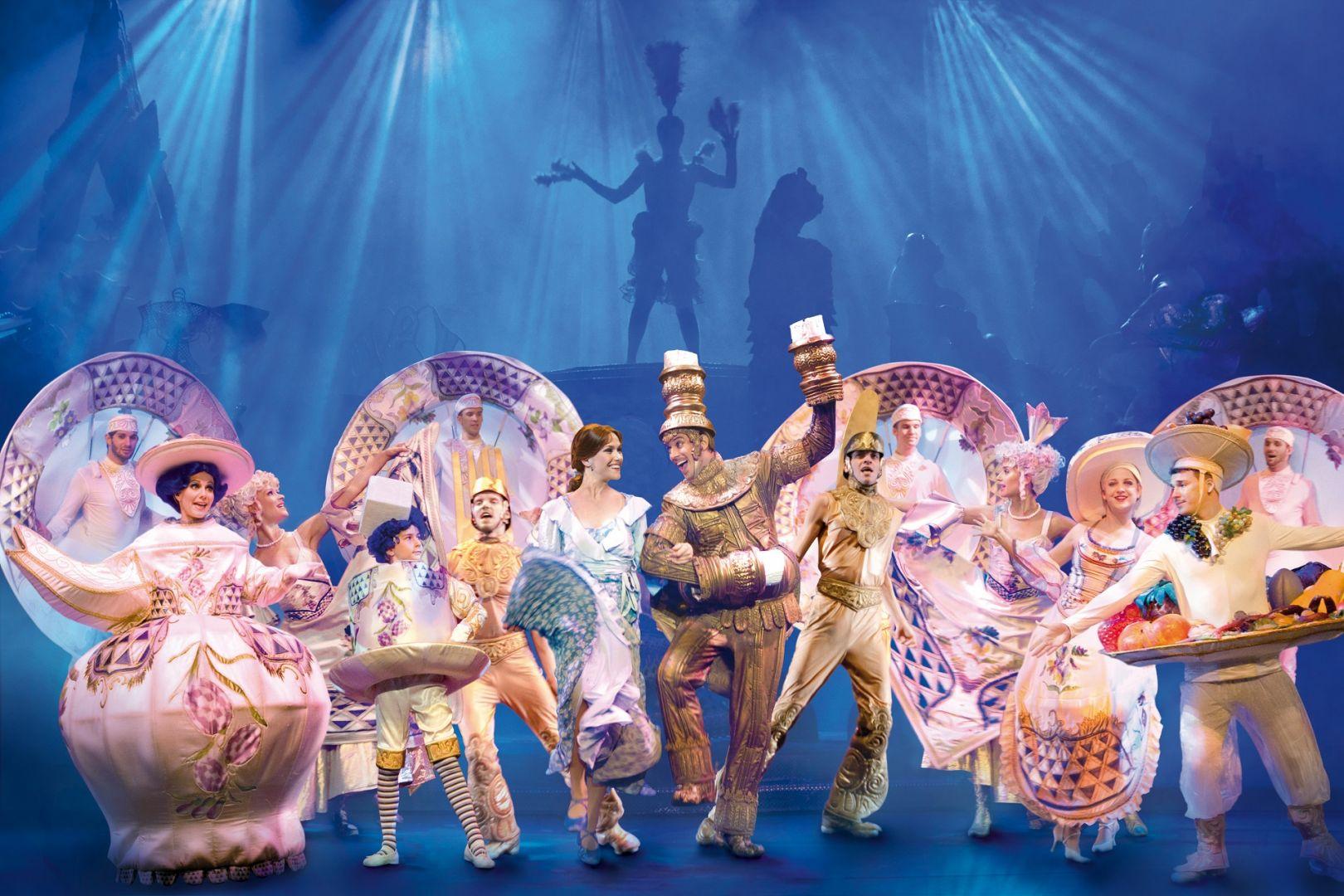 Disney Die Schöne Und Das Biest Musical