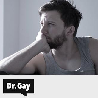 Dr Gay Mannschaft Magazin Mann Nachdenklich