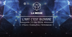La Messe – L'Art c'est bizarre @ Club Borderline | Basel | Basel-Stadt | Schweiz