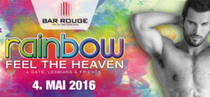 Rainbow: Feel The Heaven @ Bar Rouge | Basel | Basel-Stadt | Schweiz