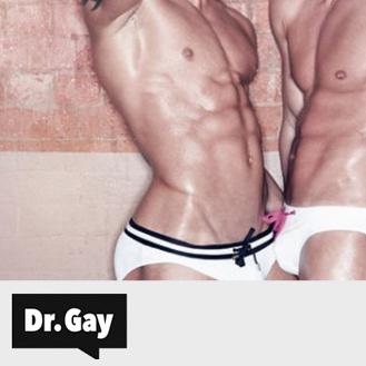 Dr. Gay Mannschaft Magazin Männer