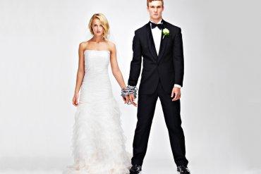 Unter «Schutz der Ehe» will die EDU Kanton Zürich die «Ehe für Alle» verbieten lassen. (Bild: iStock)