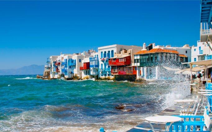 Im September und Oktober nach Mykonos - Edelweiss Air bringt dich schnell und günstig auf die Insel!