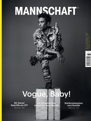 November 2016, Schweizer Ausgabe