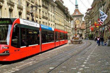 Der Berner Stadtrat befürwortete mit 53 zu 10 Stimmen den Beitritt Berns zum «Rainbow Cities Network». (Bild: Patrick Nouhailler)