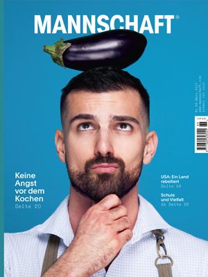 März 2017, Deutsche Ausgabe