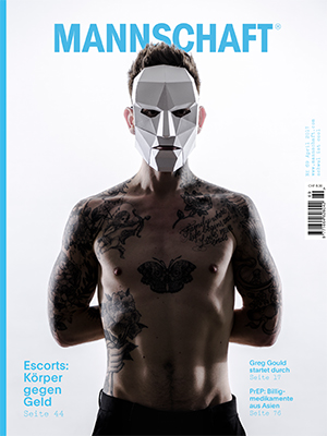 April 2017, Deutsche Ausgabe