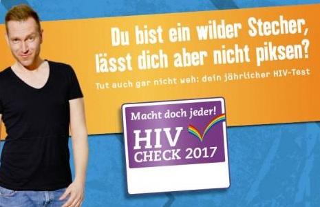 aids schnell test