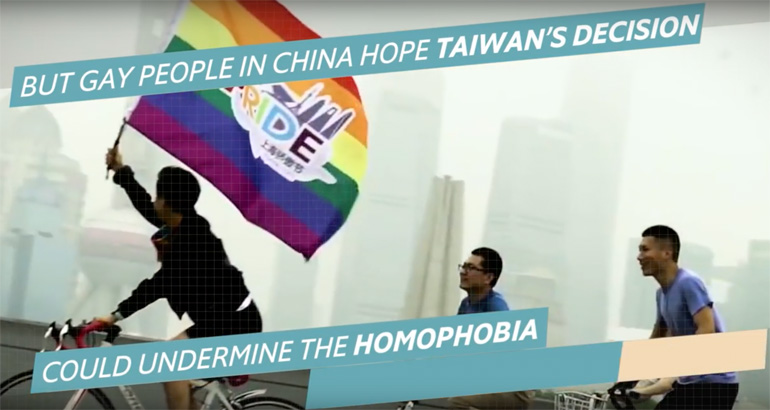 LGBT-Rechte China