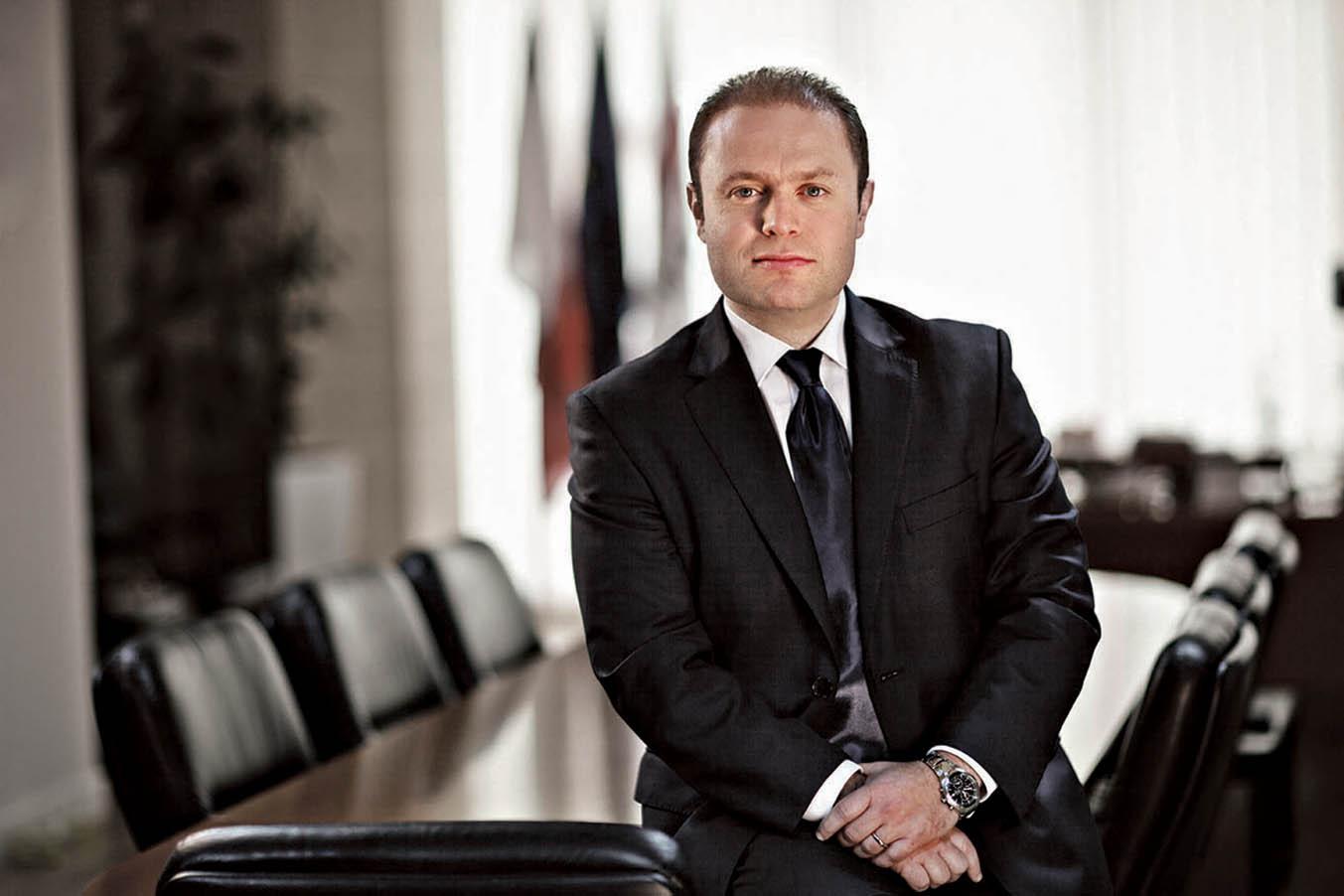 Maltas Premierminister Joseph Muscat