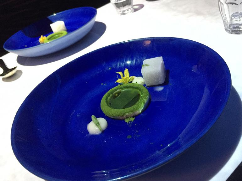Engelwurz Dessert