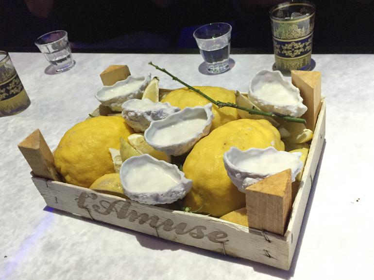 falsche Austern