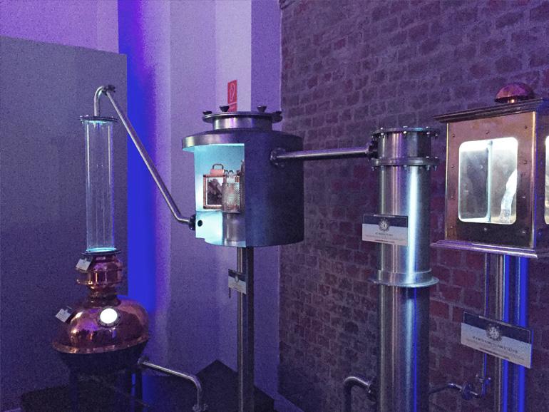Dampfinfusionsverfahrens