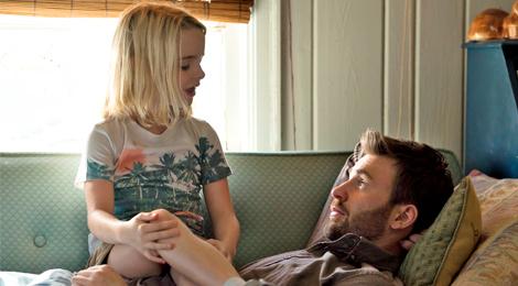 Chris Evans: Filme, Freundin, Instagram Captain