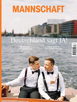 Oktober 2017, Deutsche Ausgabe