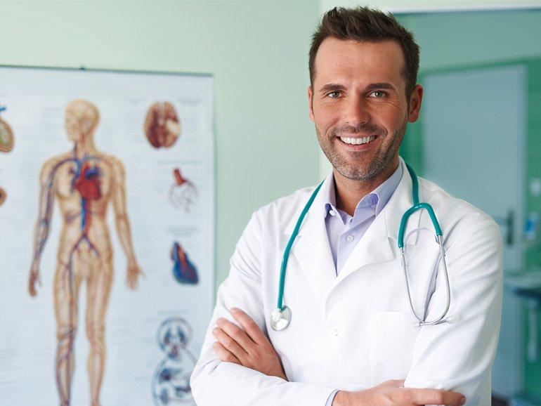 Schwuler Arzt