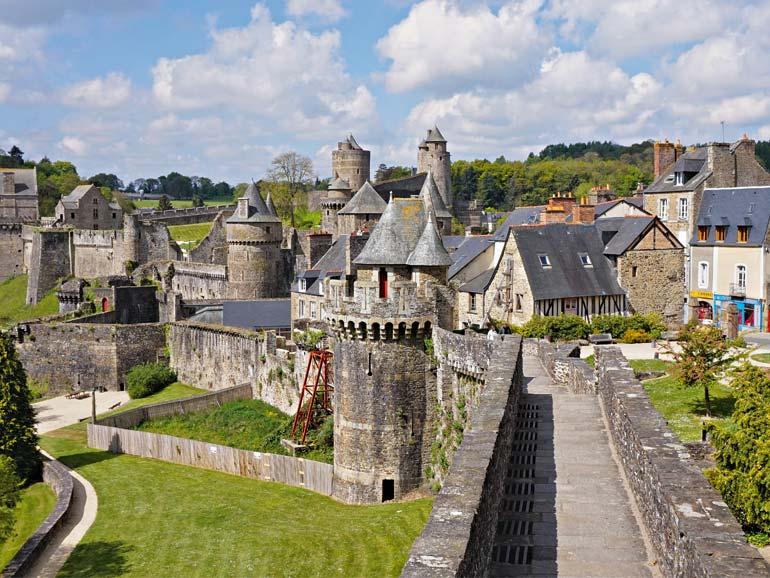 Schloss-Fougeres
