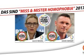 Mister Homophobia
