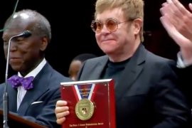 Elton John Harvard