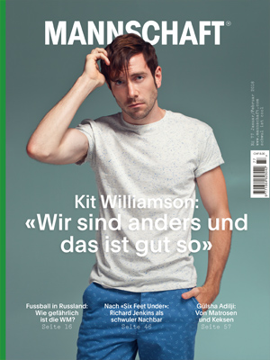 Januar/Februar 2018, Deutsche Ausgabe
