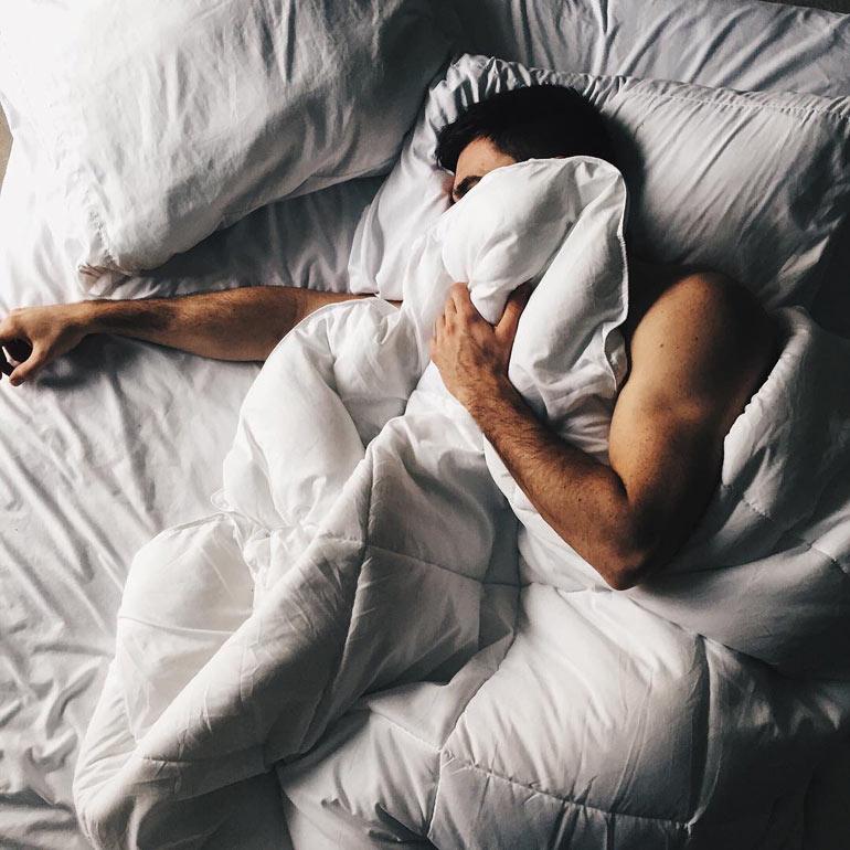 mit dem partner schlafen comic