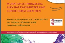 LGBTI-Broschüre für Kitas