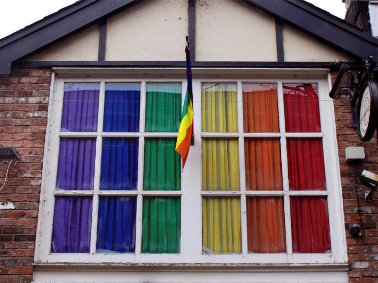 Ein LGBTIQ-Haus für die WM in Russland