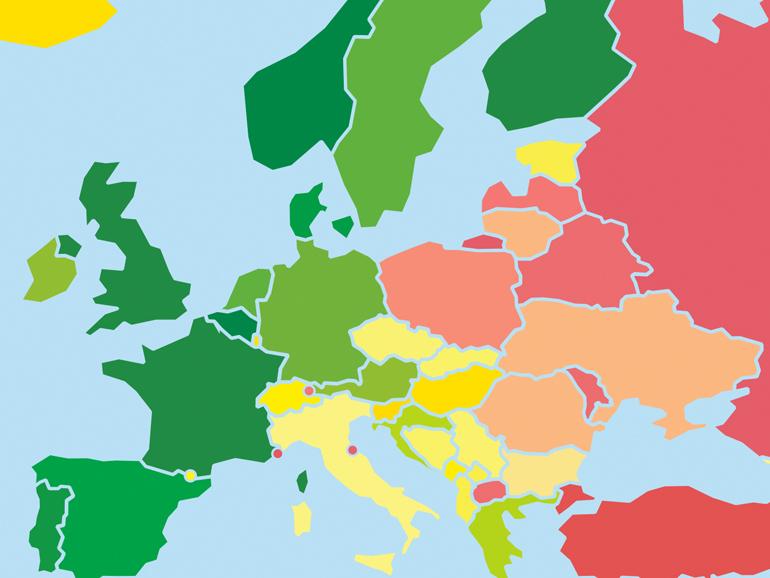 LGBT-Rechte: Schweiz und Deutschland machen Plätze gut