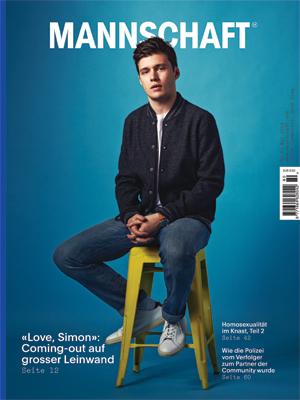 Mai 2018, Deutsche Ausgabe