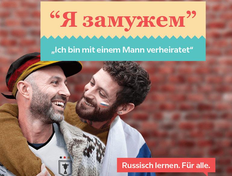 Babbel gibt Diversity-Nachhilfe auf Russisch
