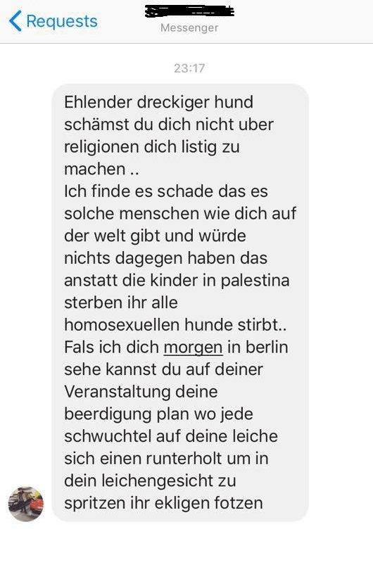 Allah is gay