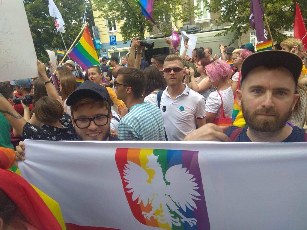 «Verunglimpfung der Nationalflagge» – Repressionen gegen LGBTIQ in Polen